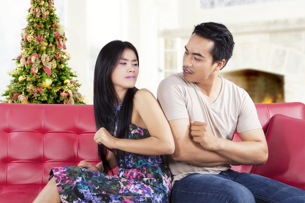 Get through the holidays without damaging your marriage.